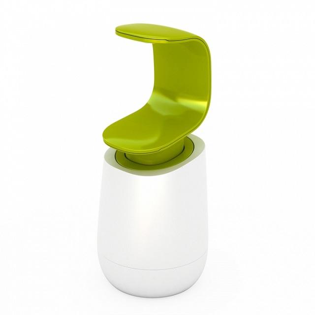 Joseph Joseph C-Pump Single-Handed Soap Dispenser_5