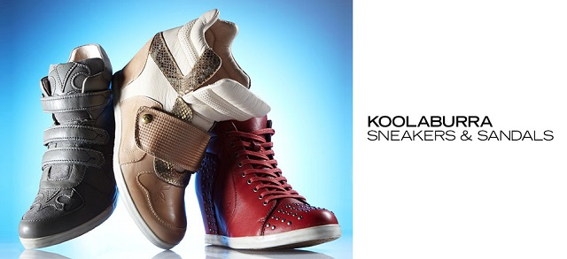 Koolaburra Sneakers & Sandals at MYHABIT