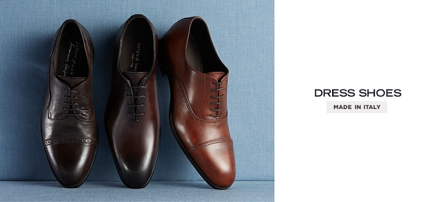 Made in Italy Dress Shoes at MYHABIT