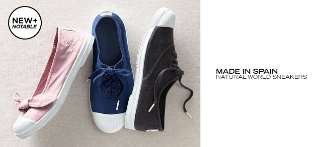 Made in Spain Natural World Sneakers at MYHABIT