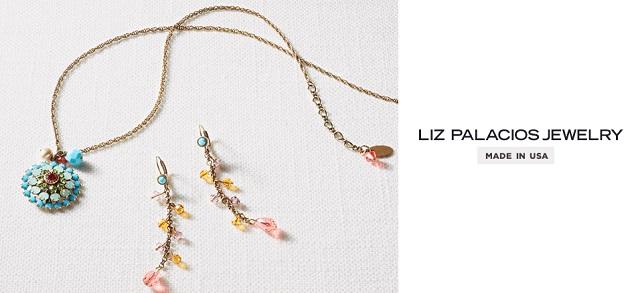Made in USA Liz Palacios Jewelry at MYHABIT