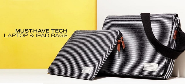 Must-Have Tech Laptop & iPad Bags at MYHABIT