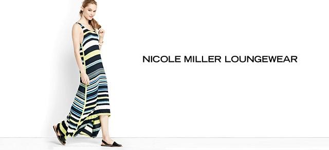 Nicole Miller Loungewear at MYHABIT