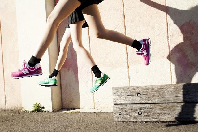 Oyster x New Balance Lookbooks