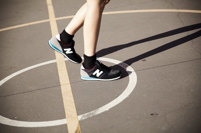 oyster x new balance shoes