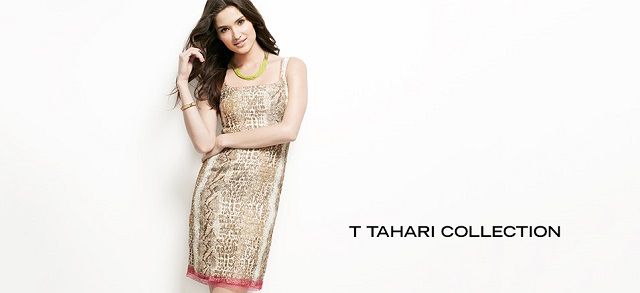 T Tahari Collection at MYHABIT