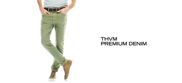 THVM Premium Denim at MYHABIT