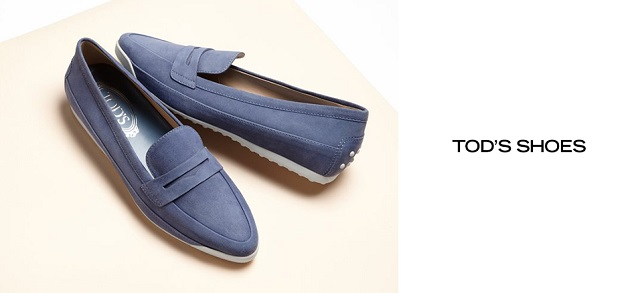 Tod's Shoes at MYHABIT
