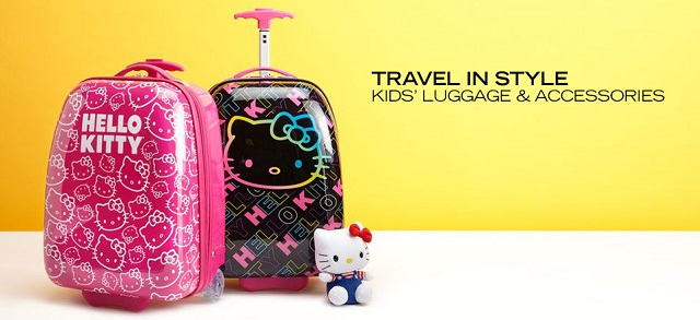 Travel in Style Kids' Luggage & Accessories at MYHABIT