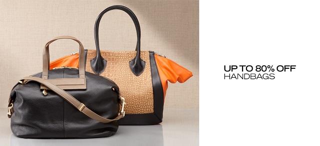 Up to 80 Off Handbags at MYHABIT