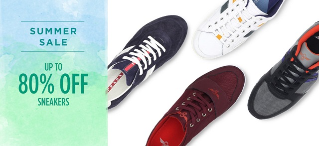 Up to 80 Off Sneakers at MYHABIT