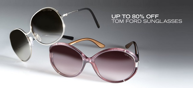 Up to 80 Off Tom Ford Sunglasses at MYHABIT