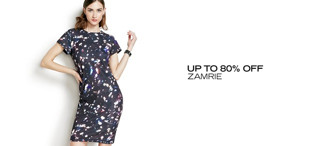 Up to 80 Off ZAMRIE at MYHABIT