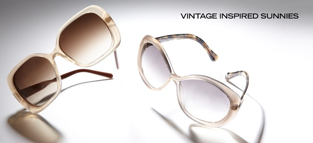 Vintage Inspired Sunnies at MYHABIT