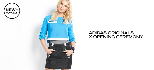 adidas Originals x Opening Ceremony at MYHABIT