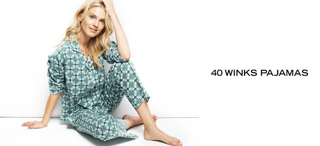 40 Winks Pajamas at MYHABIT