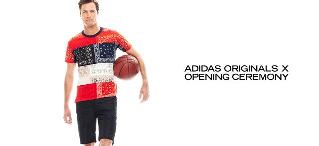 Adidas Originals x Opening Ceremony at MYHABIT