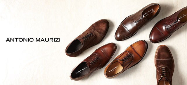 Antonio Maurizi Dress Shoes at MYHABIT