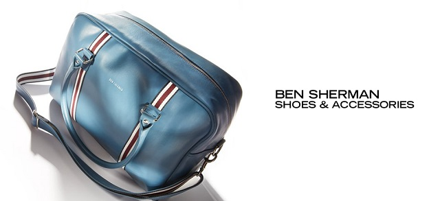 Ben Sherman Shoes & Accessories at MYHABIT