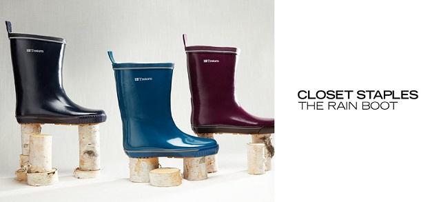 Closet Staples The Rain Boot at MYHABIT