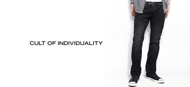 Cult of Individuality at MYHABIT