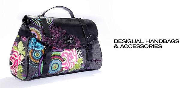 Desigual Handbags & Accessories at MYHABIT