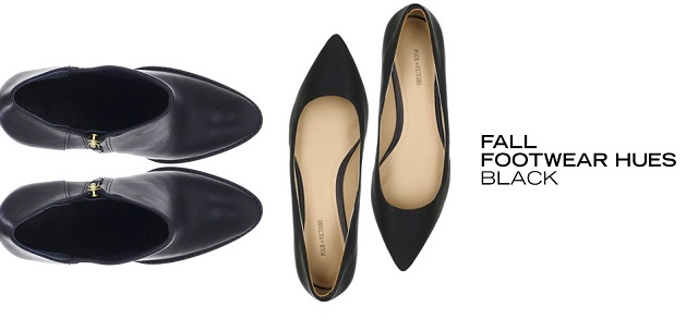 Fall Footwear Hues Black at MYHABIT