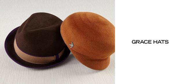 Grace Hats at MYHABIT
