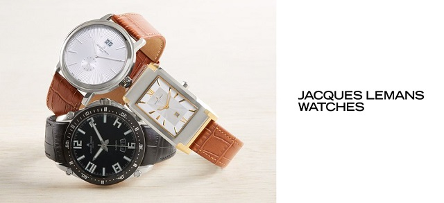 Jacques Lemans Watches at MYHABIT