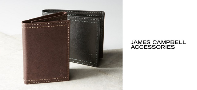 James Campbell Accessories at MYHABIT