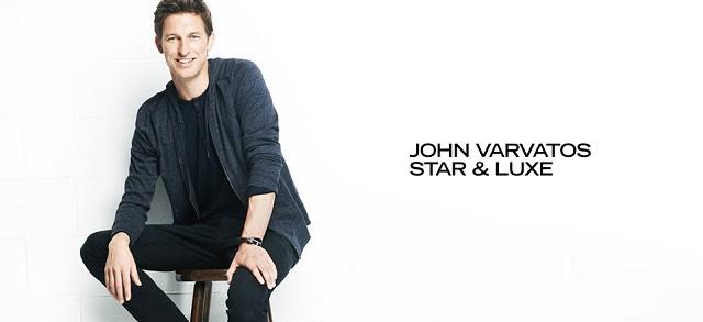 John Varvatos Star & Luxe at MYHABIT