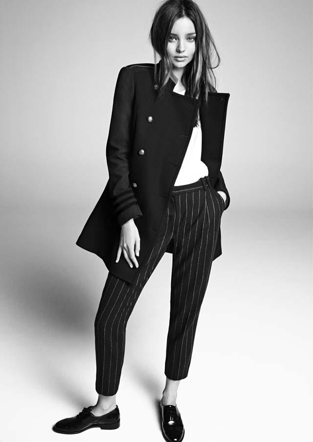 Miranda Kerr for Mango Fall 2013 Lookbook_14