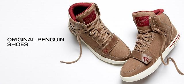 Original Penguin Shoes at MYHABIT