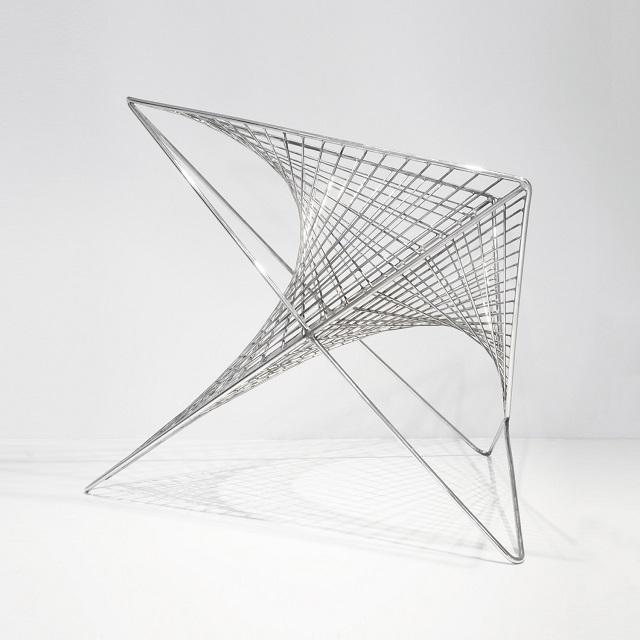 Parabola Chair by Carlo Aiello_6