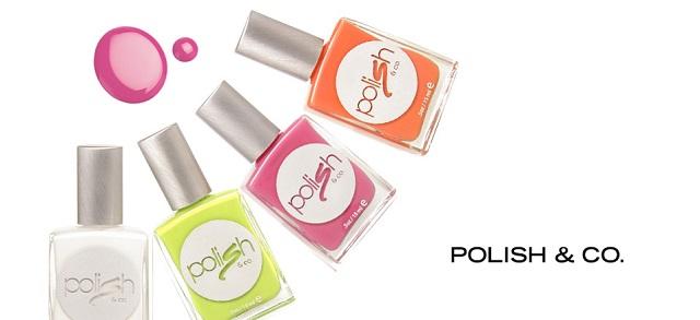 Polish & Co. at MYHABIT