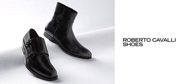 Roberto Cavalli Shoes at MYHABIT