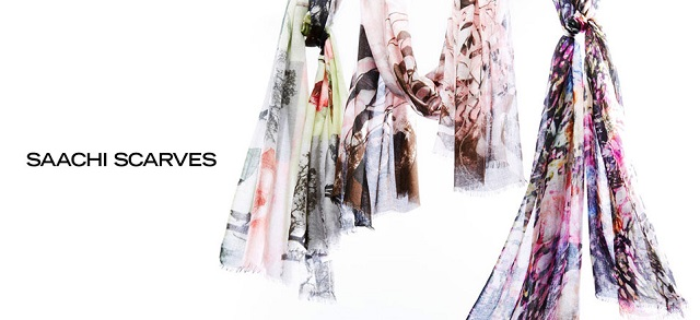 Saachi Scarves at MYHABIT