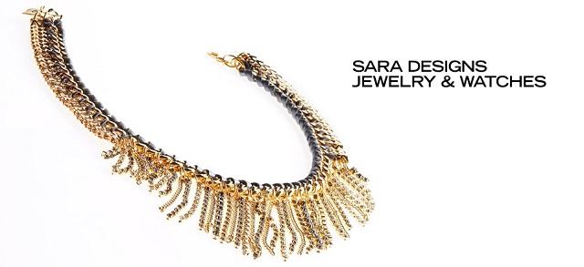 Sara Designs Jewelry & Watches at MYHABIT
