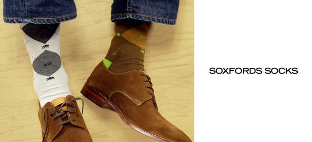 Soxfords Socks at MYHABIT