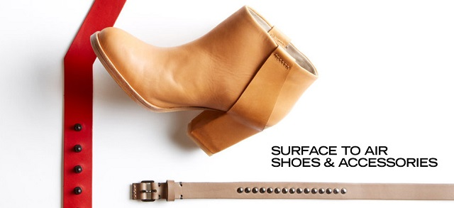 Surface to Air Shoes & Accessories at MYHABIT