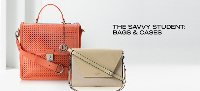 The Savvy Student Bags & Cases at MYHABIT