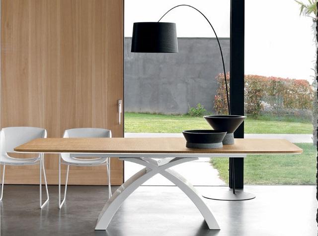 Tonin Casa Tokyo Fixed Table