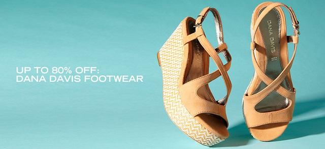 Up to 80 Off Dana Davis Footwear at MYHABIT