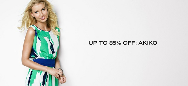 Up to 85 Off Akiko at MYHABIT