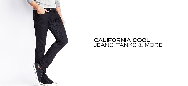 California Cool Jeans, Tanks & More at MYHABIT
