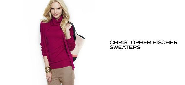 Christopher Fischer Sweaters at MYHABIT