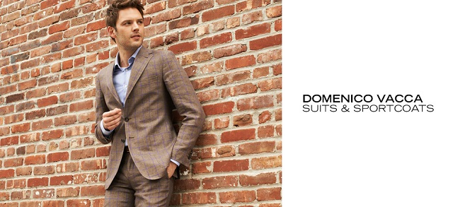 Domenico Vacca Suits & Sportcoats at MYHABIT
