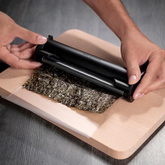 Easy Sushi Roller Set + Recipe Booklet_6