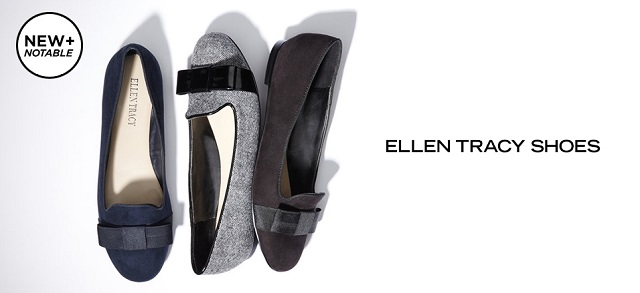 Ellen Tracy Shoes at MYHABIT