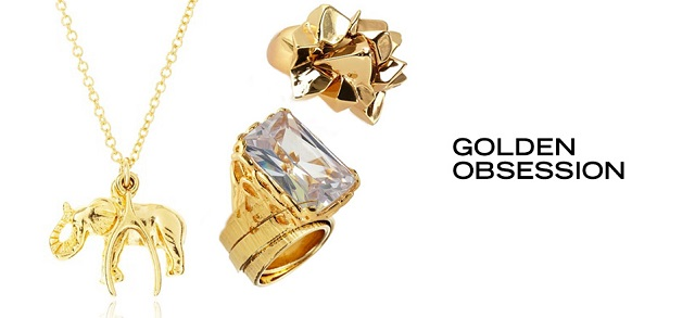 Golden Obsession at MYHABIT
